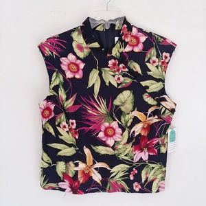 Miss Dorby Asian inspired blouse 10P